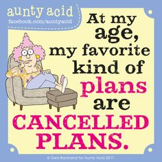Aunty Acid by Ged Backland for Aug 21, 2017 | Read Comic Strips at GoComics.com
