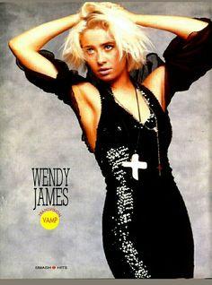 Rock Music, My Music, Wendy James, Transvision Vamp, Transgender Mtf, 80s Pop, Rocker Girl, Punk Princess, Post Punk