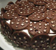 #Ricetta Torta con i pan di stelle http://www.lorointavola.it/ricetta-torta-con-pan-di-stelle/