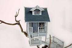 Tree House Model by kate-arthur