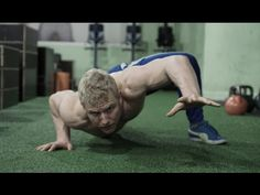 Conor McGregor Inspired Workout Routine - YouTube