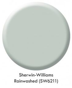 In the past year, one of my favorite colors that I have used is Sherwin-Williams called Rainwashed. I like it because it works well with both a green or blue palette. I have used it in bedrooms, baths, and living areas. Interior Paint Colors For Living Room, Paint Colors For Home, Wall Colors, House Colors, Room Colors, Rainwashed Sherwin Williams, Office Paint, Favorite Paint Colors, Blue Palette