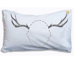 Antlers Pillowcase