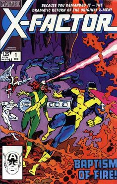 x factor marvel   Factor Marvel Comics Fan Site