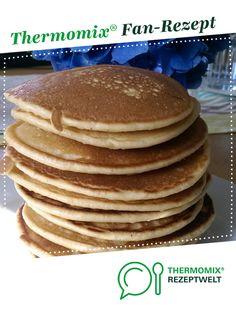 American Pancakes - mega fluffig von isa.thermonixe. Ein Thermomix ® Rezept aus der Kategorie Backen süß auf www.rezeptwelt.de, der Thermomix ® Community.