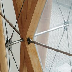 Bamboo Pavilion for the Expo Shanghai | DETAIL inspiration