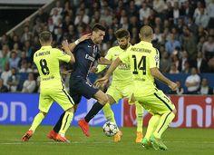 Pastore não vai para o Real Madrid, PSG não vende [Le Parisien]