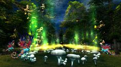 The Whispering Foresthttp://syrco.wordpress.com/2011/07/13/world-of-warcraft-secrets-the-whispering-forest/