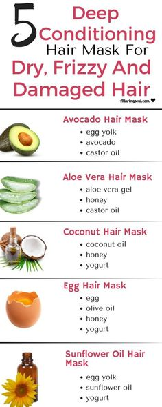 diy hair mask for dry hair deep conditioning hair mask for damaged hair diy homemade good hair masks for damaged hair Dry Frizzy Hair, Hair Mask For Damaged Hair, Natural Hair Mask, Natural Hair Styles, Diy Hair Mask For Dry Hair, Home Made Hair Mask, Hairstyles For Frizzy Hair, Frizzy Hair Styles, Natural Beauty