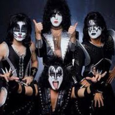 Ladies & Gentlemen: You wanted the best, you got the best! The Hottest Brand in the World: KISS! Believe it. The parts are interchangable. The brand is not...