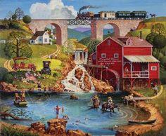 Toys * SunsOut Labor Day 550 Piece Puzzle - SOI PE14066 SunsOut http://www.amazon.com/dp/B0006O8IFO/ref=cm_sw_r_pi_dp_Yae8tb1XFC0T7