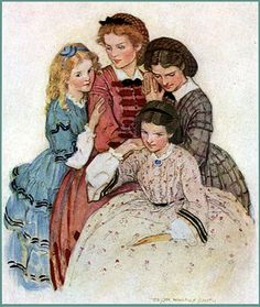 Little Women, illustrated by Jessie Willcox Smith