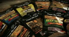 MULTI FLAVOR MEAT SNACK COMBO VARIED WT. BAGS 24CT - Natural Jerky - A Mix Wonderul Flavors. Find the full list of flavor here ---> http://huberclan07.jerkydirect.com/?page=prod&ID=35&pageaction=3&prodcat=1