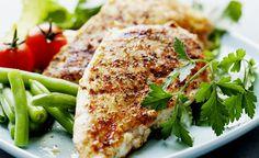 Receita de frango temperado com maionese
