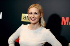 Kelly Rutherford attends the 'Mad Men' New York Special Screening at The Museum of Modern Art on March 22 2015 in New York City
