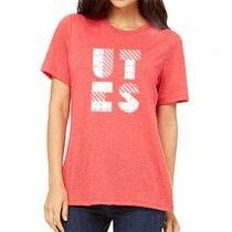 Block Utes Women's T-shirt