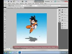 Tutoriel: Faire un ombre avec Photoshop CS5 - YouTube