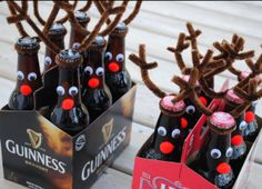 Ha ha! Reinbeers! Someone is getting this for christmas next year