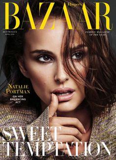 Harper's Bazaar Australia April 2016