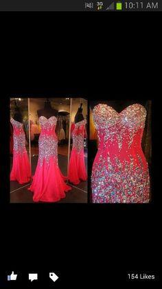 Perfect prom dress!