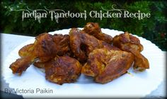 If you thought that you can only eat this Indian Tandoori Chicken in fancy Indian restaurants, then think again. I will teach you how to make this amazing ch. Tandoori Chicken, Poultry, Chicken Recipes, Indian, Eat, Ethnic Recipes, Restaurants, Fancy, Facebook