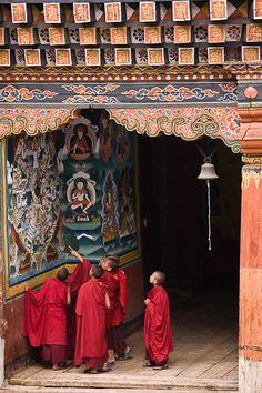 Telling Stories - Bhutan