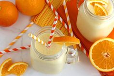Morning Orange Juice Smoothie Recipe - I Love Smoothies Protein Smoothies, Juice Smoothie, Homemade Smoothies, Strawberry Banana Smoothie, Nutribullet Recipes, Go For It, Ww Recipes, Drink Recipes, Weight Watchers Meals