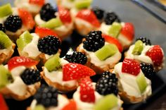 Phyllo Fruit Cups