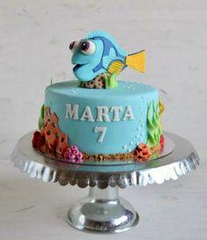 finding dory cake   Finding Dory 7th Birthday Cake.JPG Hi-Res 720p HD