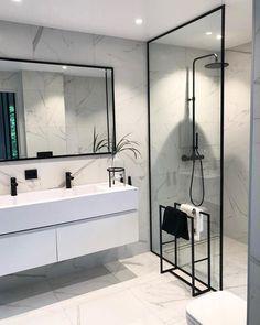 Amazing DIY Bathroom Ideas, Bathroom Decor, Bathroom Remodel and Bathroom Projects to simply help inspire your bathroom dreams and goals. Dyi Bathroom Remodel, Diy Bathroom, Bathroom Flooring, Bathroom Renovations, Home Remodeling, Bathroom Lighting, Bathroom Ideas, Serene Bathroom, Bathroom Organization