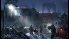 quarantine zone the last of us HD - Google Search