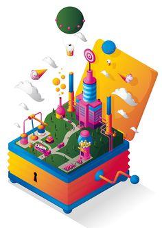 Isometric www.blindsalida.fr