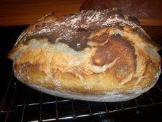brød bagt i Rømertopf eller stegeso – ja lad os bare kalde det verdens bedste brød. Læs mere... Brød bagt i rømertopf
