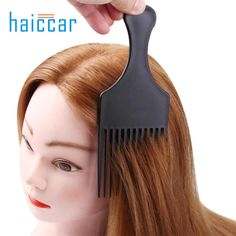 Fashion Hairdressing Professional Hairdressing Pick Color Board HAICAR May16 hudao #Affiliate