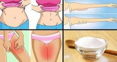 Baking Soda to Burn Belly Fat, Thigh and Back Fat Belly Fat Burner, Burn Belly Fat, Équilibrer Les Hormones, Sumo Natural, Back Fat, Lose Weight, Weight Loss, Lose Fat, Herbal Remedies