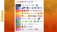 What colors mean in your branding.   http://www.marciewrites.com/marcie-hills-steel-pen-creative-writers-conference-presentation