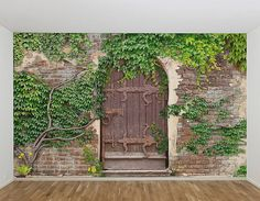 Self-Adhesive-Secret-Garden-Wallpaper-Mural-3.jpg (940×730)