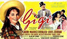 Rare Gigi poster art