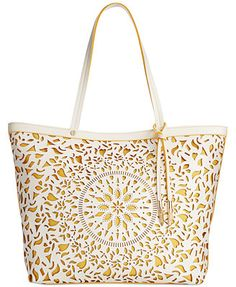 Carlos by Carlos Santana Kailee Tote....this bag in orange for my Sister Cecilia!