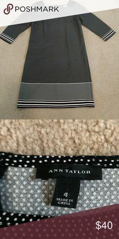 Ann Taylor Dress EUC. Comfortable and classy. Ann Taylor Dresses