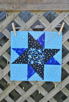 """Sew a beginner-friendly spinning star quilt block with this photo tutorial. Make a 12"""" finished spinning star quilt block with your favorite fabrics."""
