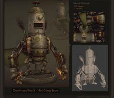 Dominance War 5 - Mini Comp Entry