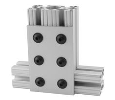80/20 15 Series 4366 6-HOLE JOINING PLATE by 80/20 Inc. $5.85. 15 Series 4366 6-HOLE JOINING PLATE. 80/20 Inc joining plates, brackets, and pivots can be used for joining 80/20 Inc T-slot profiles or for mounting a variety of 80/20 Inc parts and accessories.