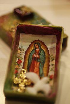 Virgen De Guadalupe~Virgin of Guadalupe shrine