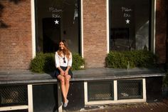 Niz Cherradi   9 streets Amsterdam fashion blogger fashionista travel review zara tods chanel dior