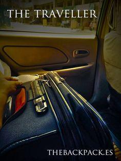 TRAVELLER Never stop with #samsonite  #luggage  si precisas una nueva acércate  a  #outletgacela #bolsosazkona  y llévatela . Al mejor precio #lowcost