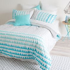 Mason Quilt Cover Set | Pillow Talk