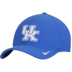 Men s Nike Royal Kentucky Wildcats Heritage 86 Vapor Performance Adjustable  Hat 612ff464713d