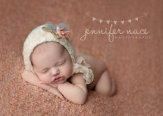 Jennifer Nace Photography https://www.etsy.com/ca/listing/177934576/emerson-bonnet-knitted-baby-hat-baby?