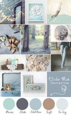 The Lovely Drawer: feeling wintery. want this color palette in my little room Teal Color Schemes, Teal Colors, Color Combos, Paint Colors, Palettes Color, Colour Board, Color Stories, Color Pallets, Color Inspiration